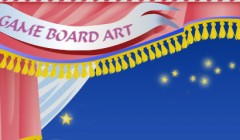 Web design for Gameboard Art